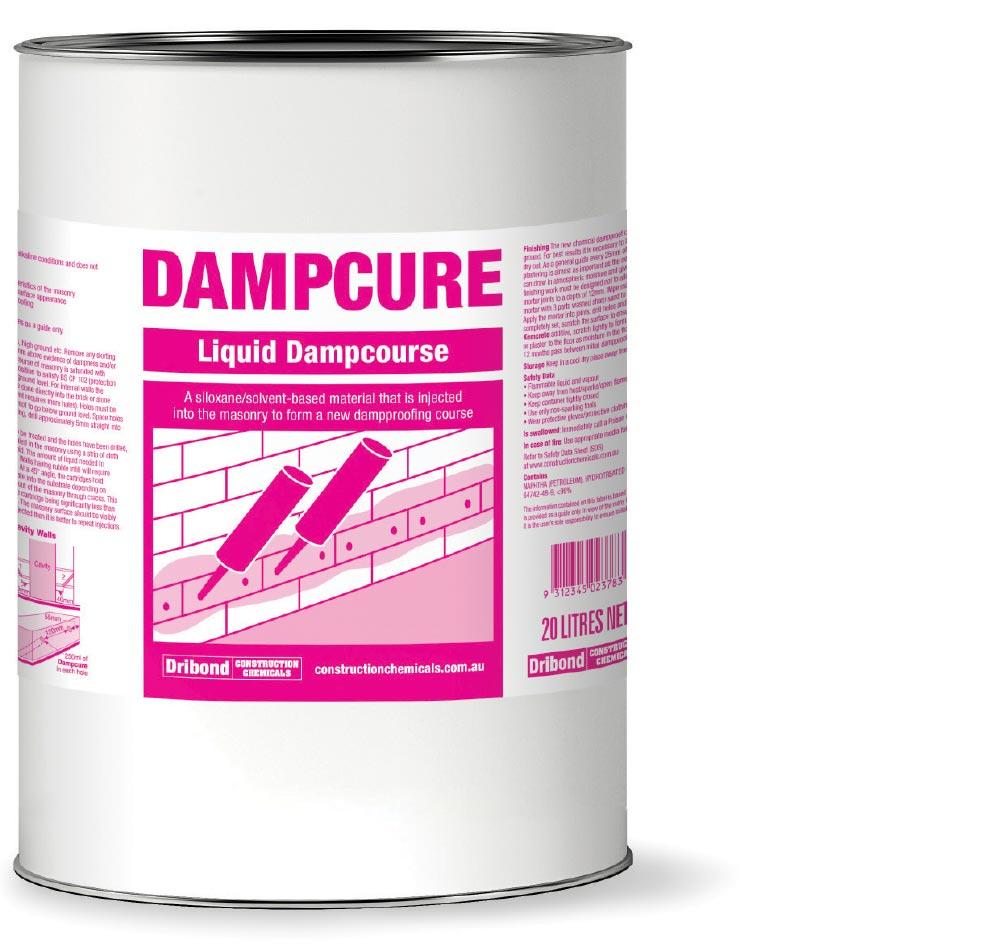 Dampcure