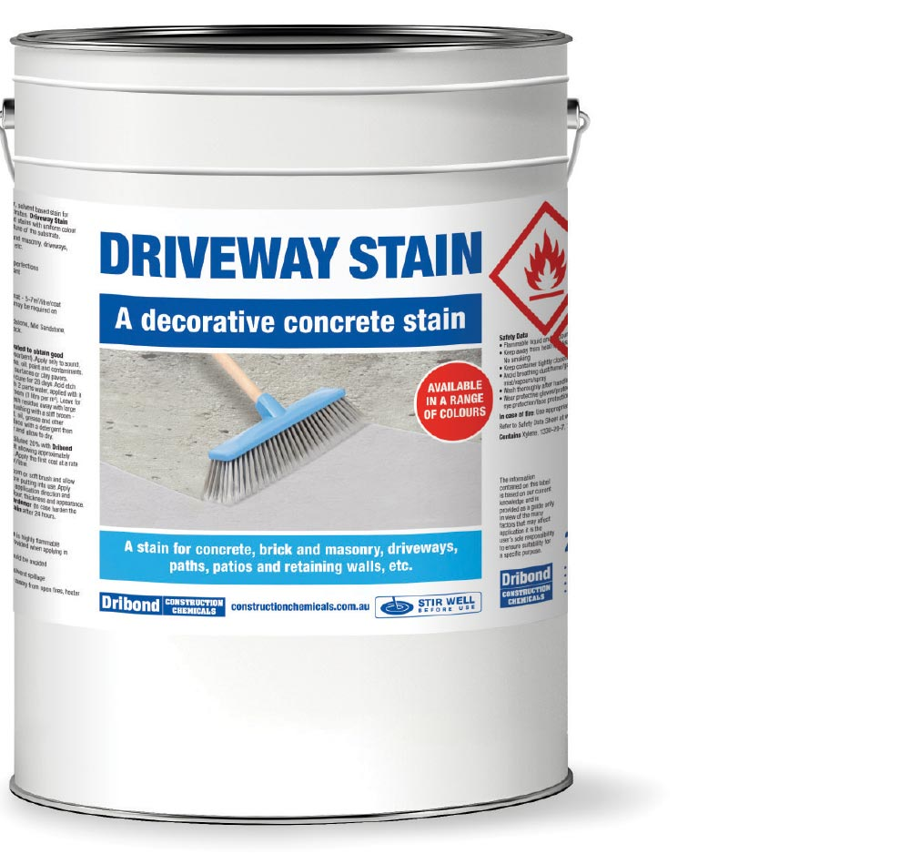 Driveway Stain