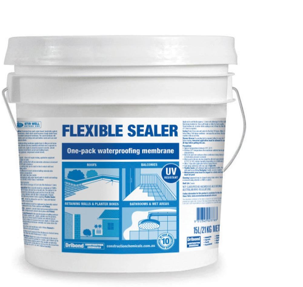 Flexible Sealer
