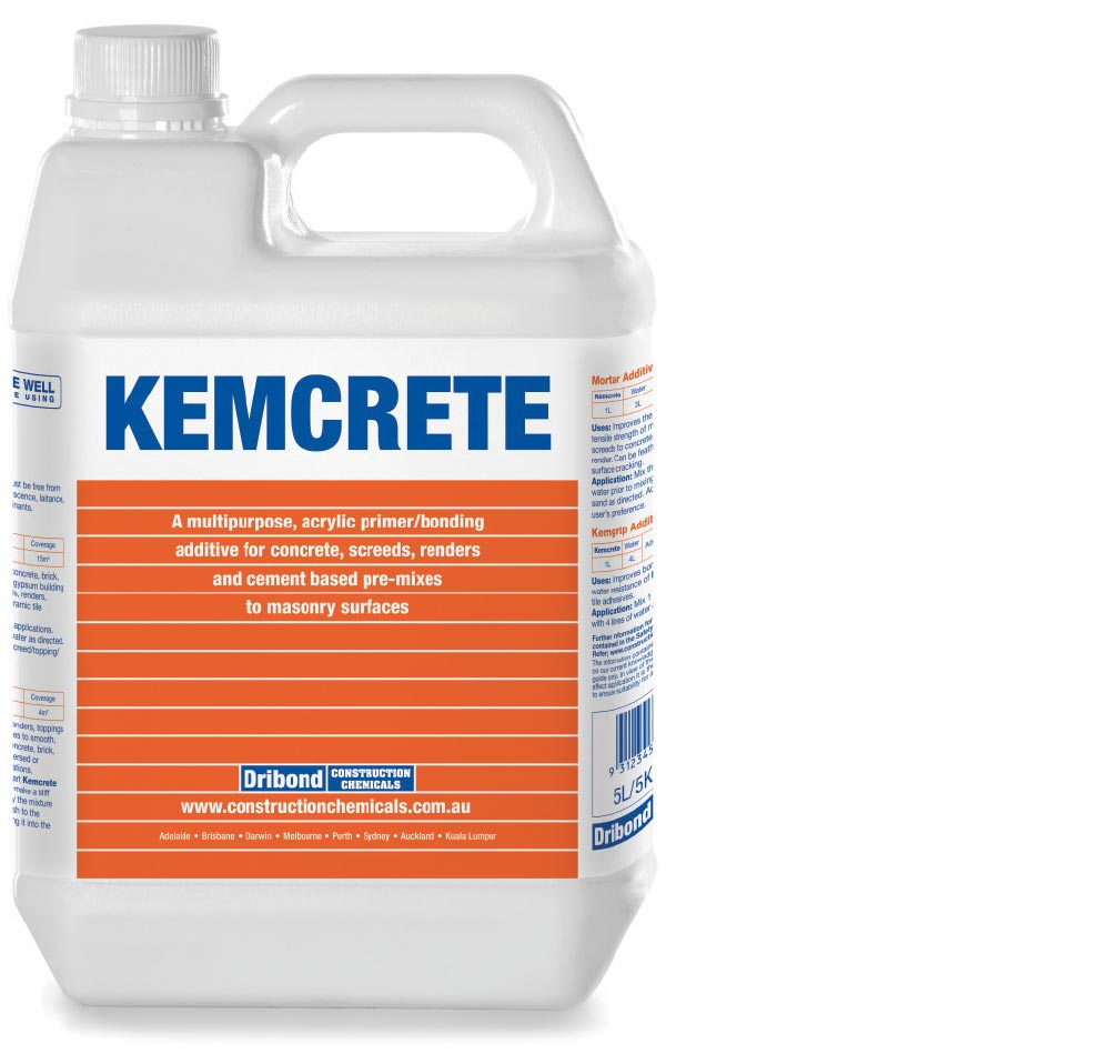 Kemcrete