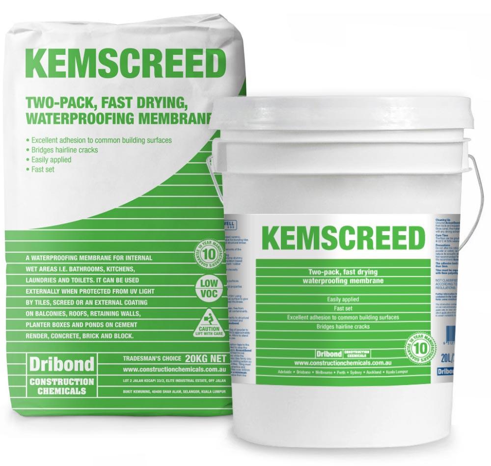 Kemscreed