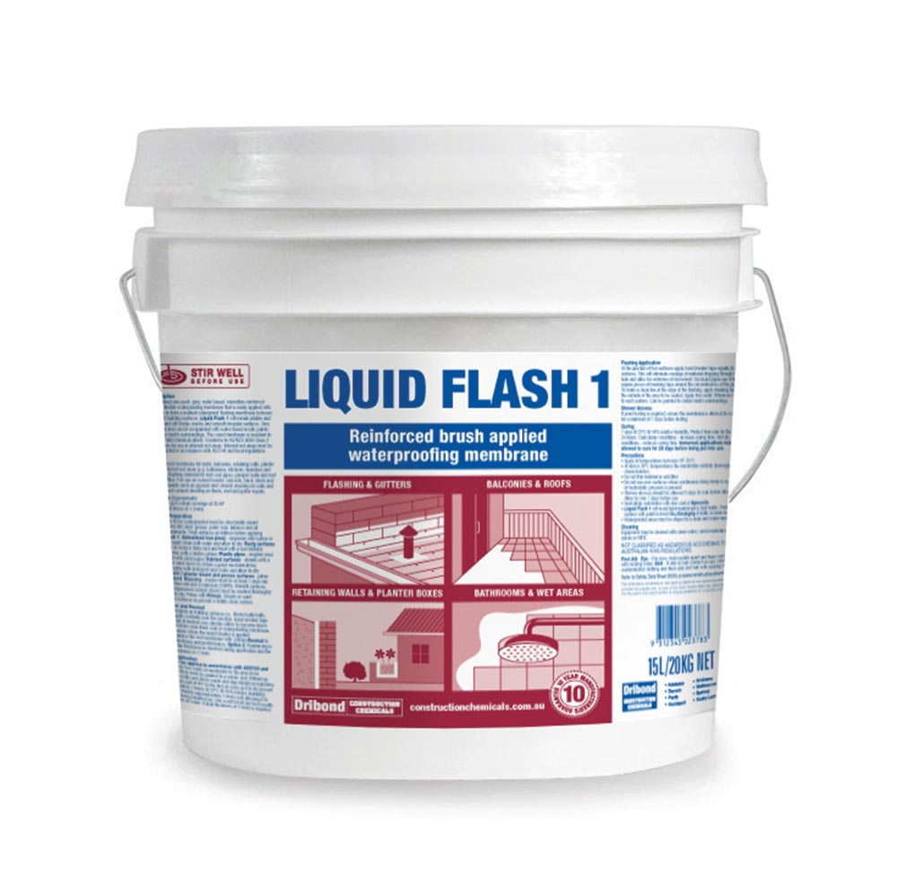 Liquid Flash 1 Bucket