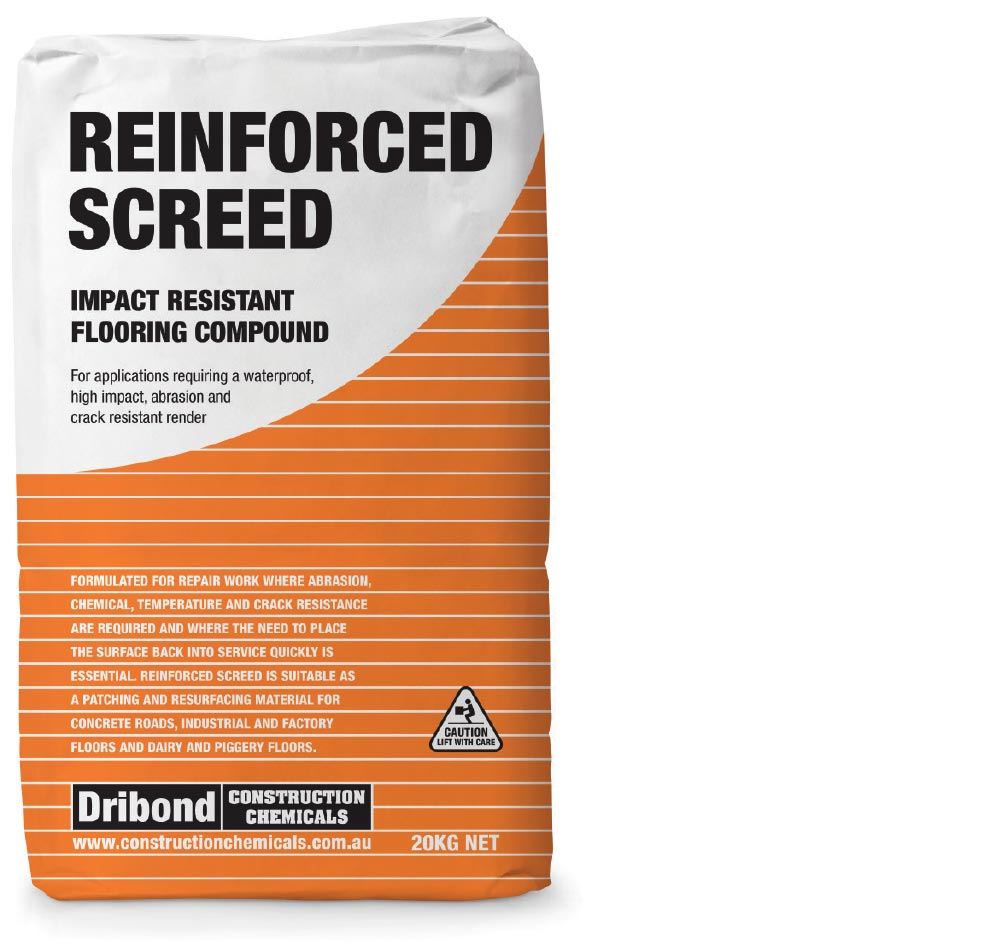 Reinforced Screed