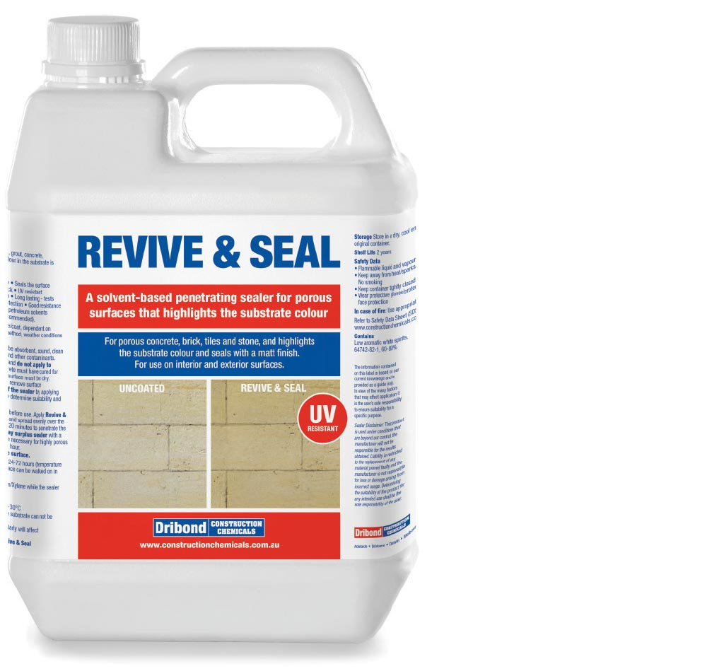Revive & Seal