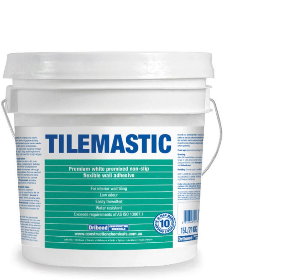 Ceramic Tile Adhesives Archives Dribond Construction