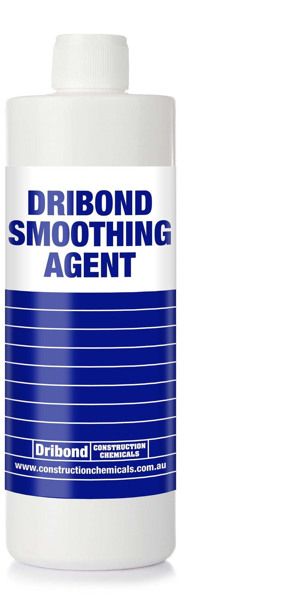 Dribond Smoothing Agent