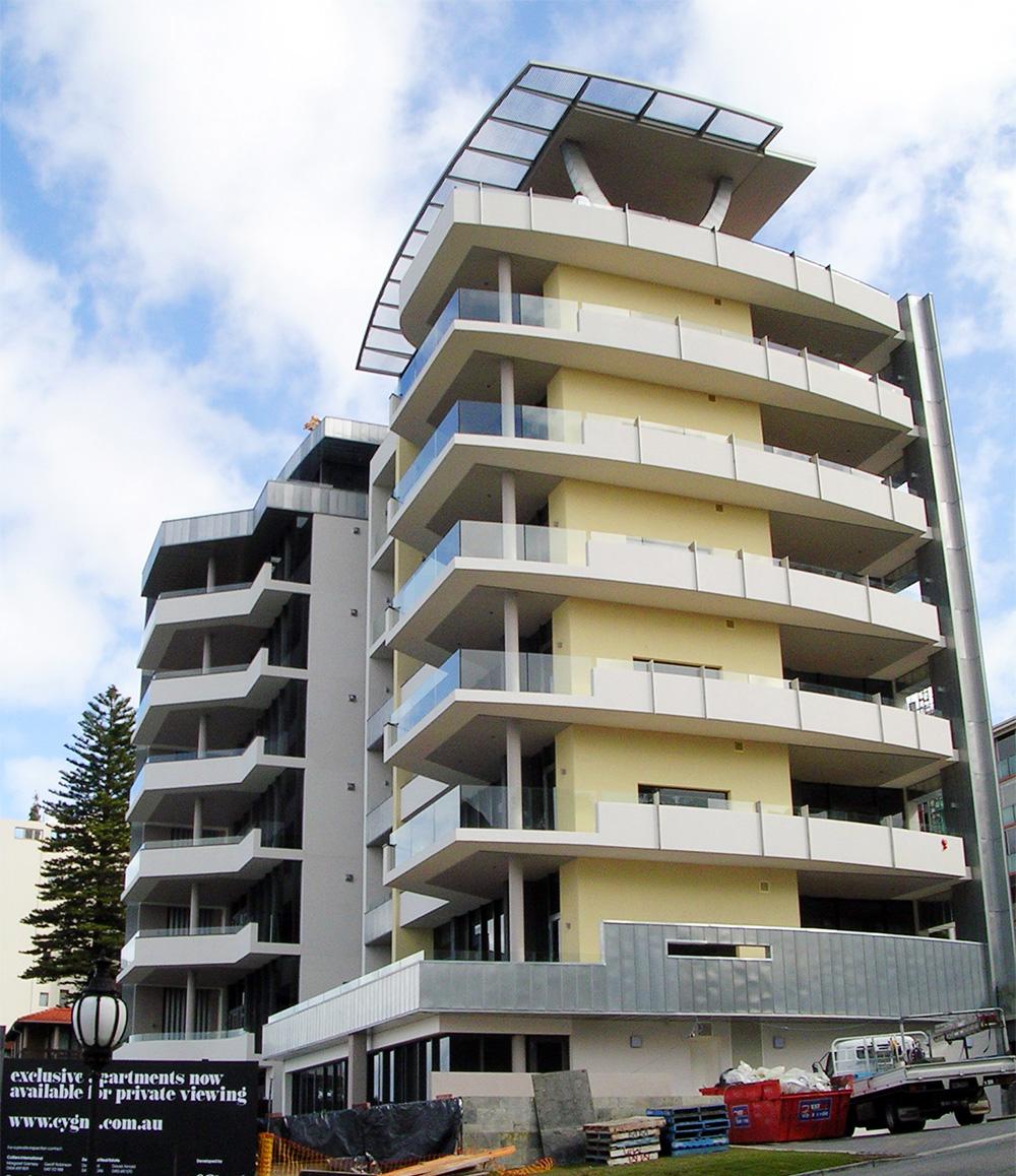 Cygne Apartments