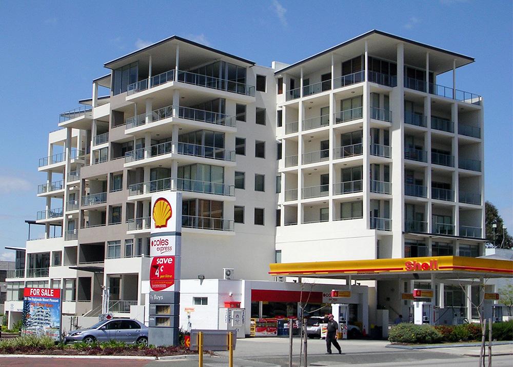 Esplanade Apartments