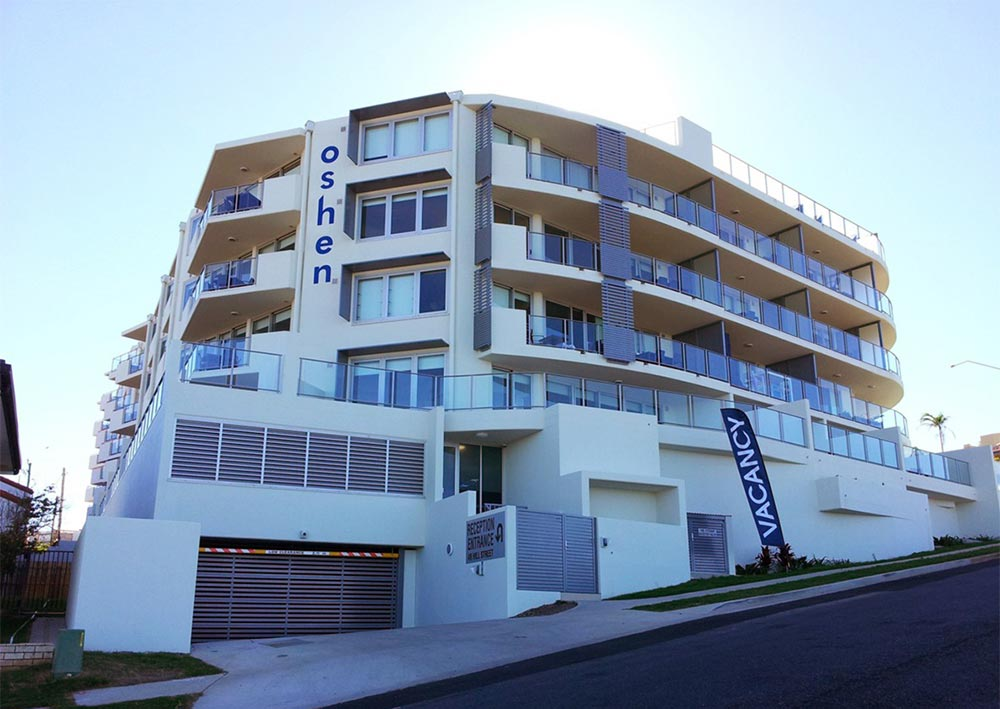 Oshen Apartments